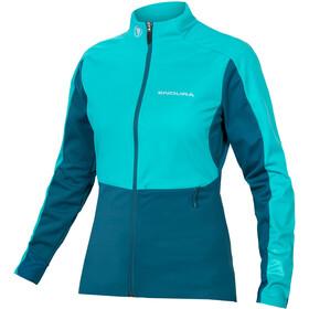 Endura Windchill II Jacket Women pacific blue